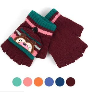 Other - Kid's Bear Convertible Mittens